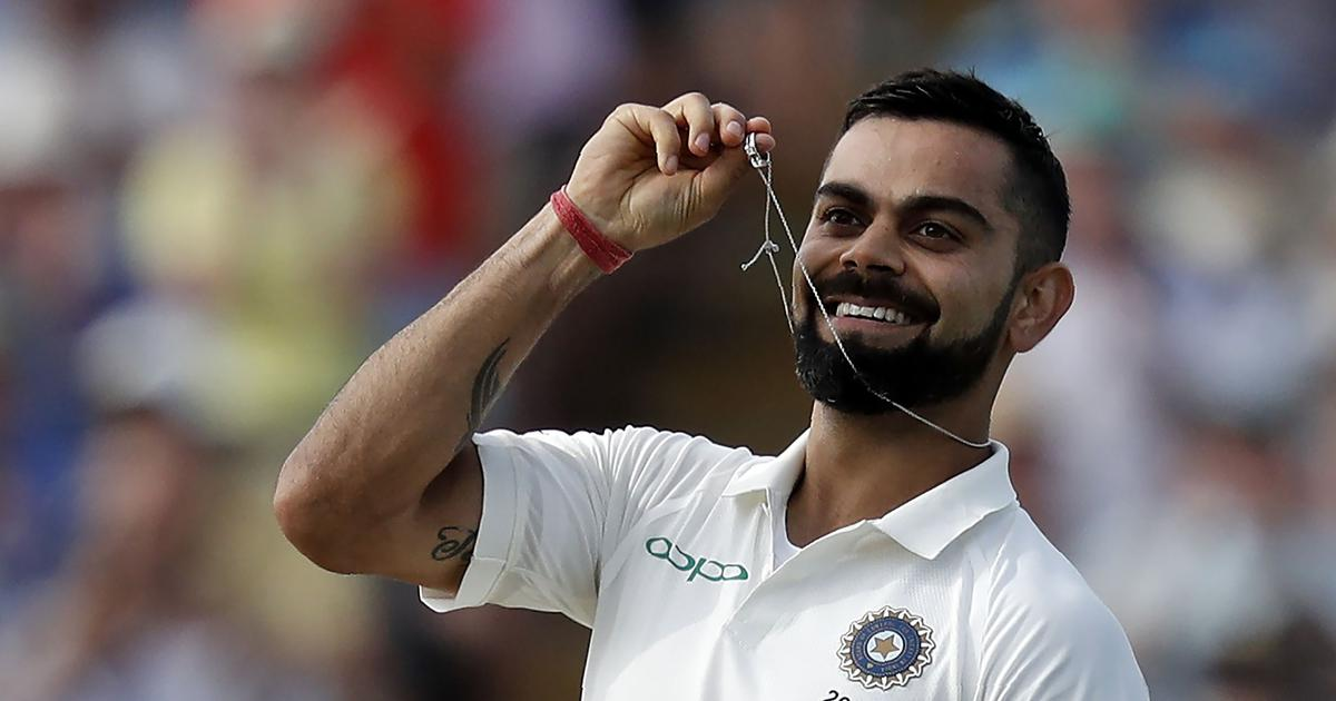 Having survived Anderson onslaught, Virat Kohli serves up a masterclass in his opening act