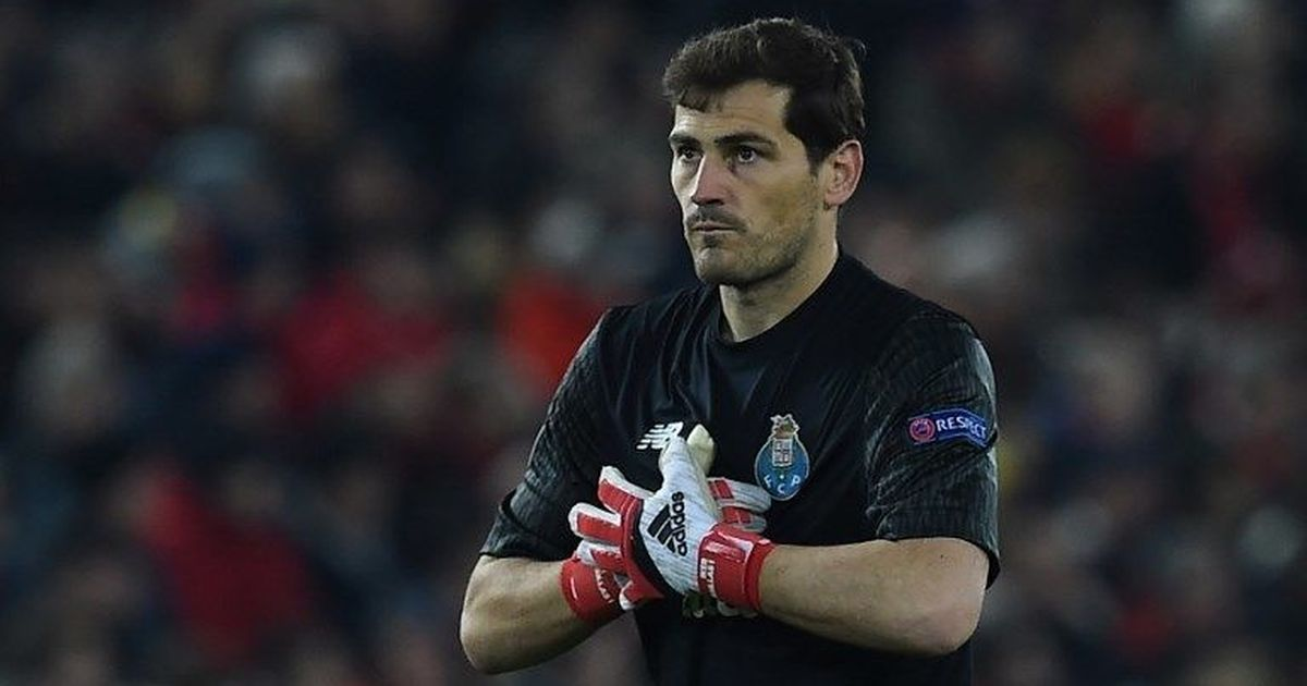 I would like to finish my career with FC Porto: Casillas to retire after a year