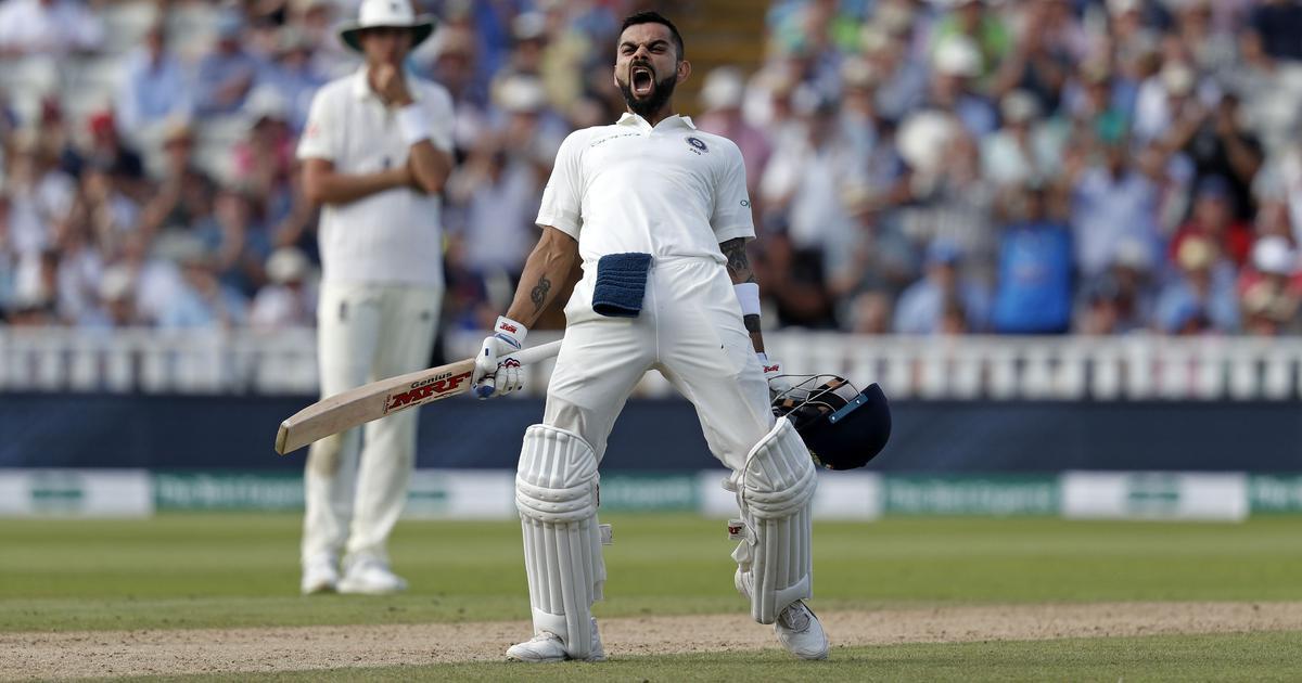 Kohli's knock ranks alongside Gavaskar 1979, Dravid 2002: Twitter reacts to Virat's  England ton