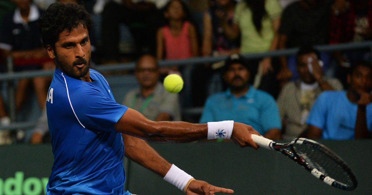 Indian tennis round-up: Vishnu-Sriram crash out of Segovia Challenger, Myneni retires at Washington