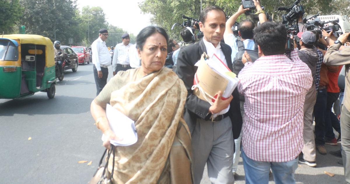 Saradha scam: SC asks Enforcement Directorate not to take coercive action against Nalini Chidambaram