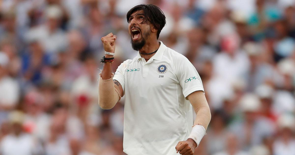 Ishant makes experience count, delivers clinical performance when it matters the most