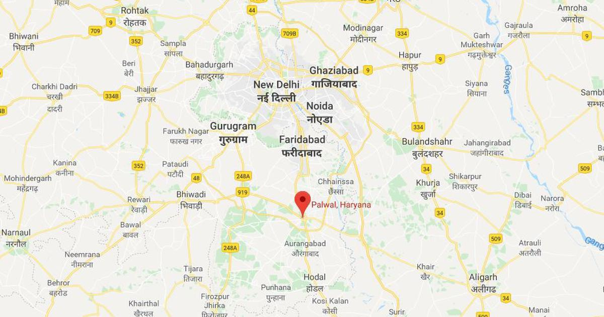 Haryana: Man beaten to death in Palwal district, one arrested