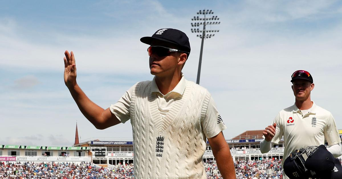 'I tried to learn from how Virat batted with tail': Curran on match-winning knock against India