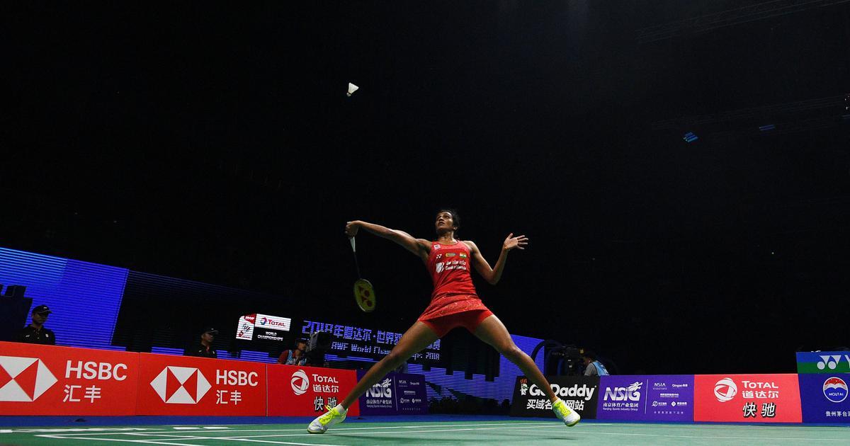 Badminton Worlds: Sindhu sets up Marin rematch, Momota to take on Shi Yuqi in final