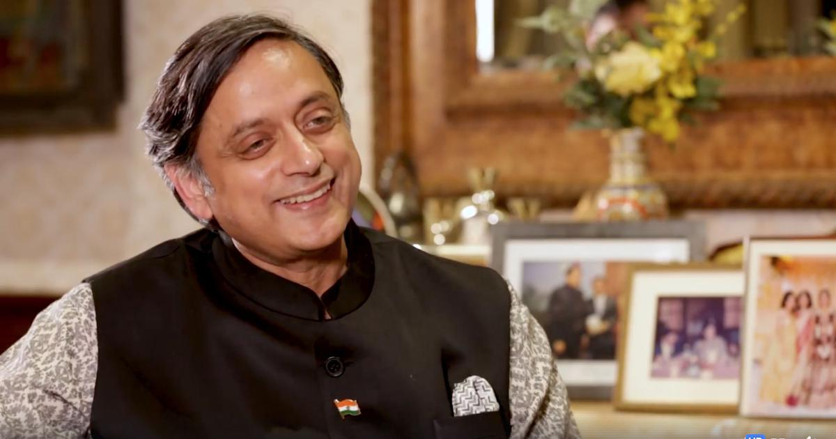 Vivekananda would have been attacked in today's India for endorsing humanity, says Shashi Tharoor