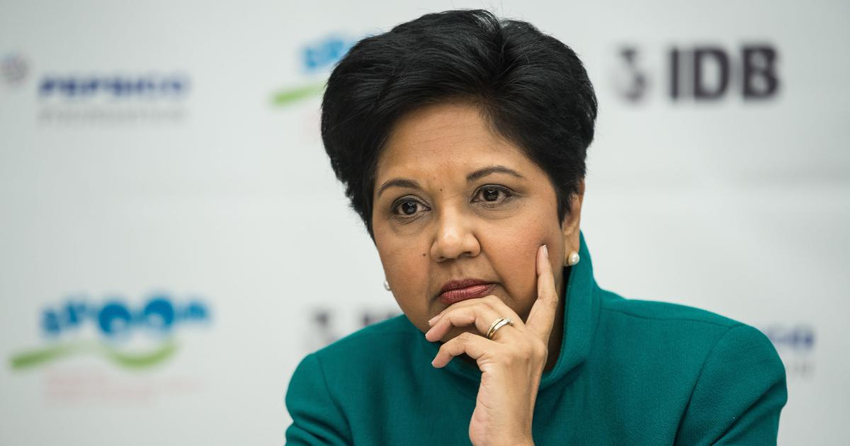 Indra Nooyi to step down as PepsiCo CEO in October after 12 years at the helm