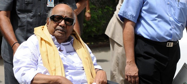 Tamil Nadu: DMK chief M Karunanidhi's health is declining again, says hospital