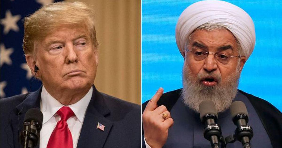 US: President Donald Trump reimposes sanctions on Iran, but says he's open to a new nuclear deal