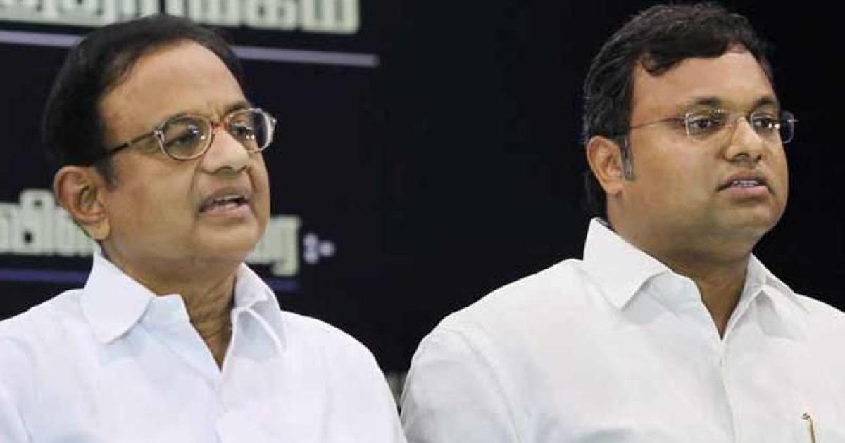 Aircel-Maxis case: P Chidambaram and his son get interim protection from arrest till October 8