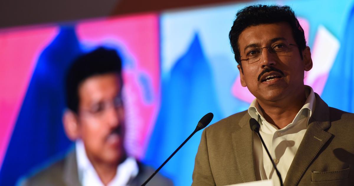 School syllabus to be reduced by 50%, regular sports period by 2019, says Rajyavardhan Rathore