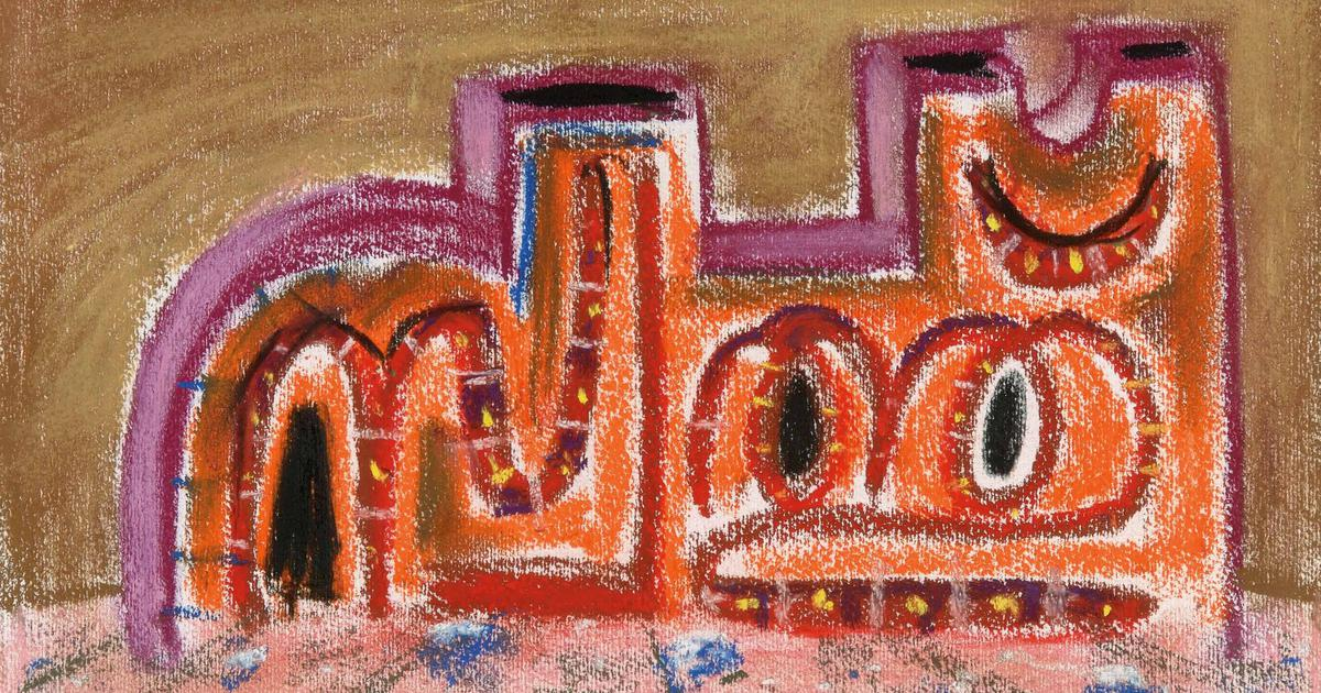 A rare look at the early works of VN Jyothi Basu, one of India's most accomplished artists