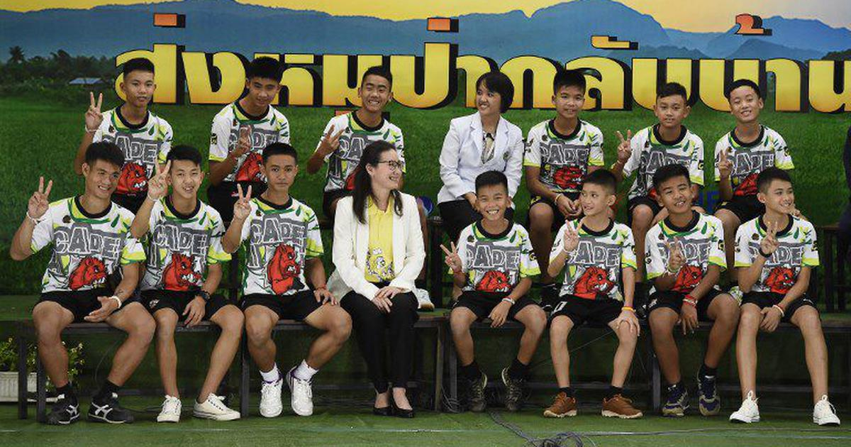 Thailand: Three boys, their football coach get citizenship a month after cave rescue mission
