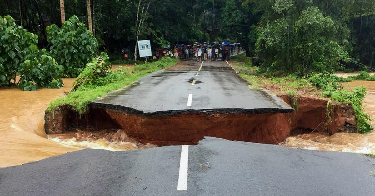 Kerala: At least 22 people killed in landslides, rain-related incidents in five districts