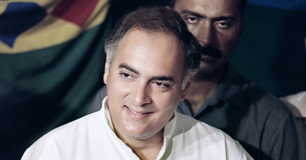 Rajiv Gandhi assassination case: Centre says no to releasing seven convicts