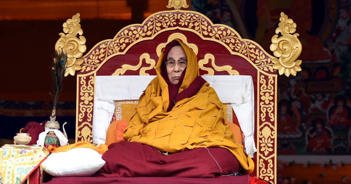 The Dalai Lama apologises for remarks on Jawaharlal Nehru