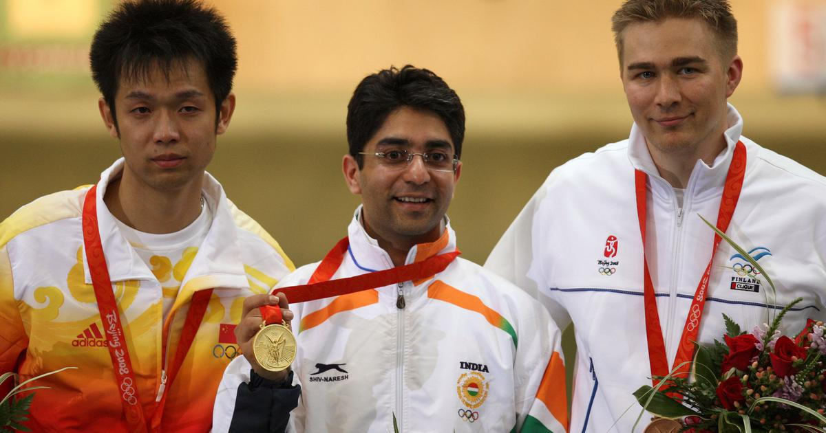 'Satisfaction was the greater celebration': Remembering Abhinav Bindra's Olympic gold
