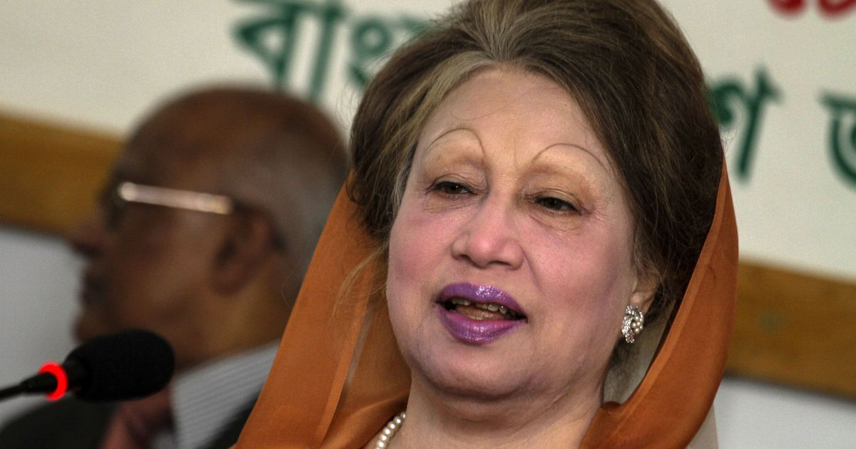 Bangladesh SC upholds High Court's order granting Khaleda Zia interim bail in 2015 arson case