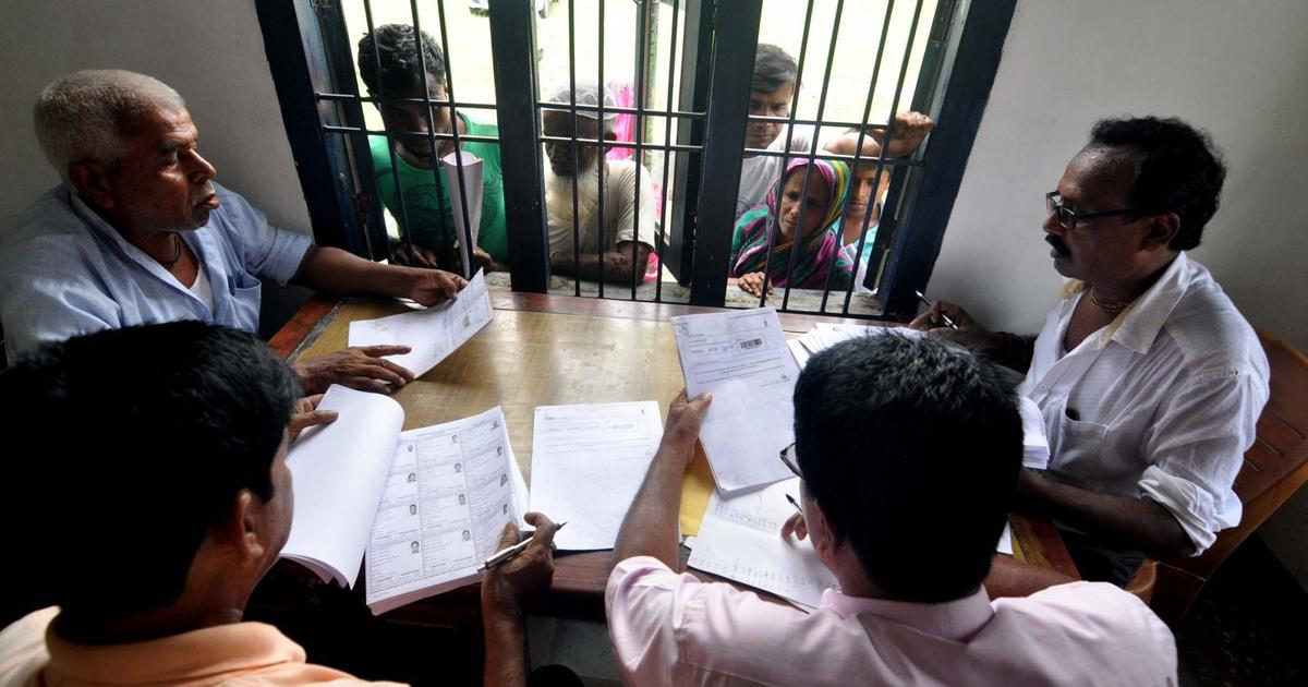 NRC: Tested frequently since Partition, the Indian theory of citizenship has faltered once again