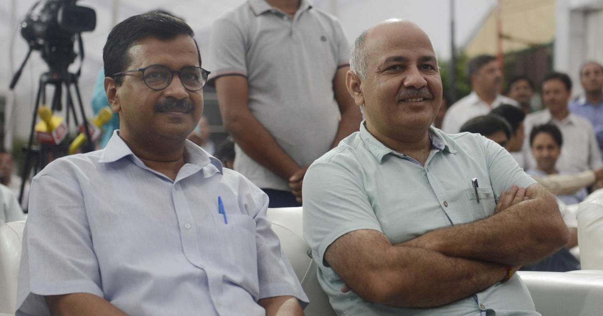 Delhi chief secretary case: AAP ministers call chargesheet against Arvind Kejriwal, Sisodia 'bogus'