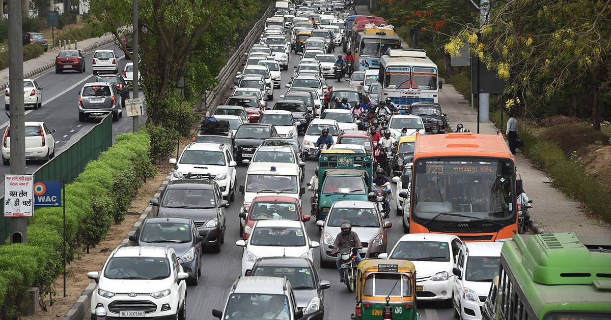 SC accepts Centre's proposal to use coloured stickers on vehicles in NCR to indicate nature of fuel