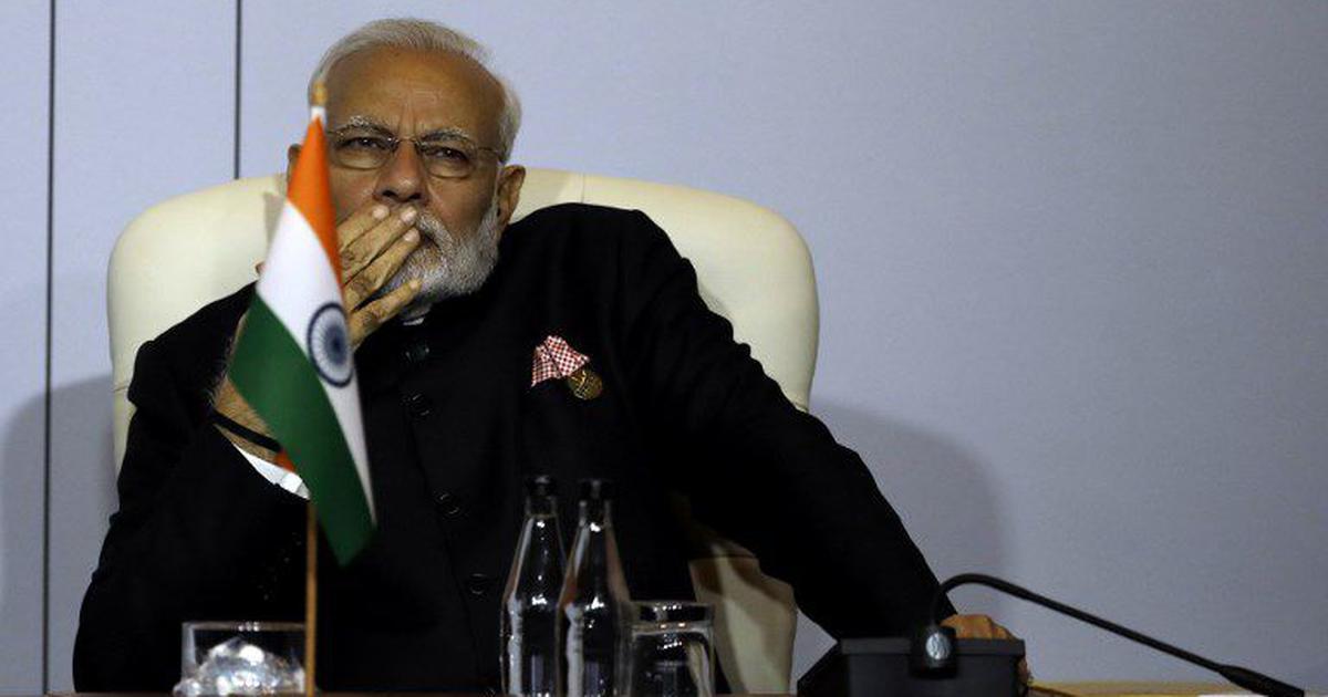 Shiv Sena criticises PM Modi's email interviews, says they are like Chinese and Russian propaganda