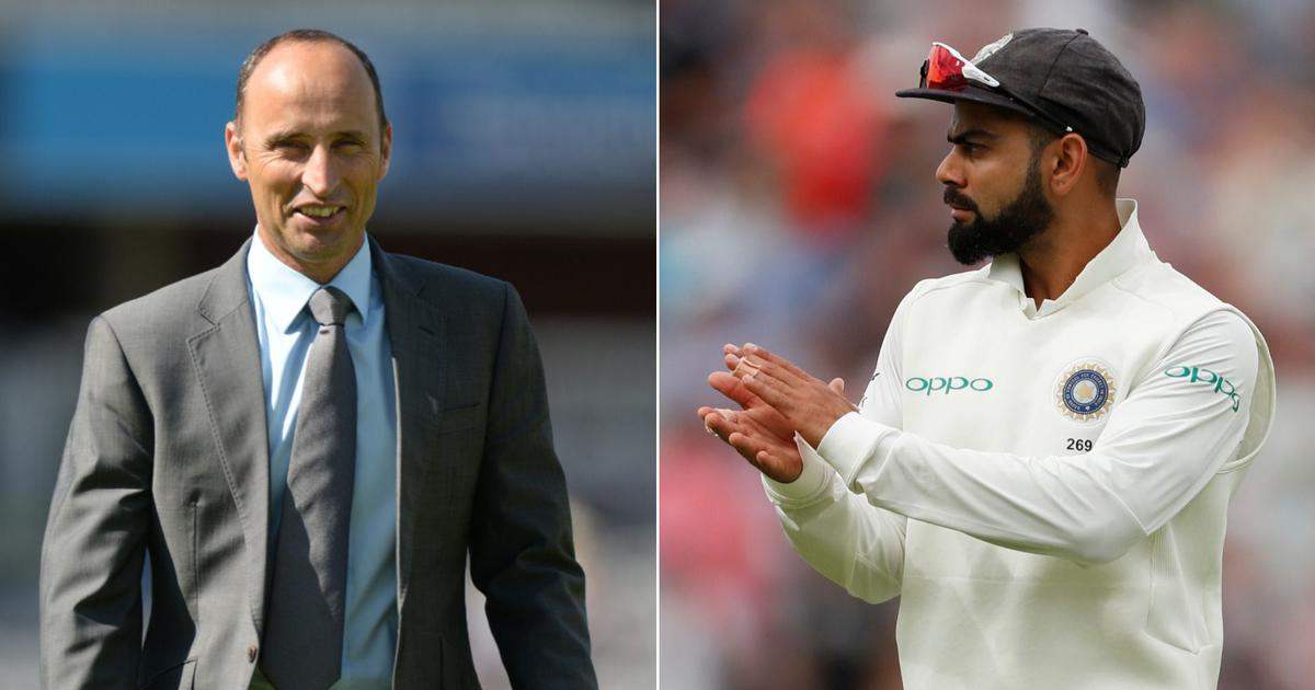 'At the moment, it's men against boys': Nasser Hussain says India must be wary of disintegrating