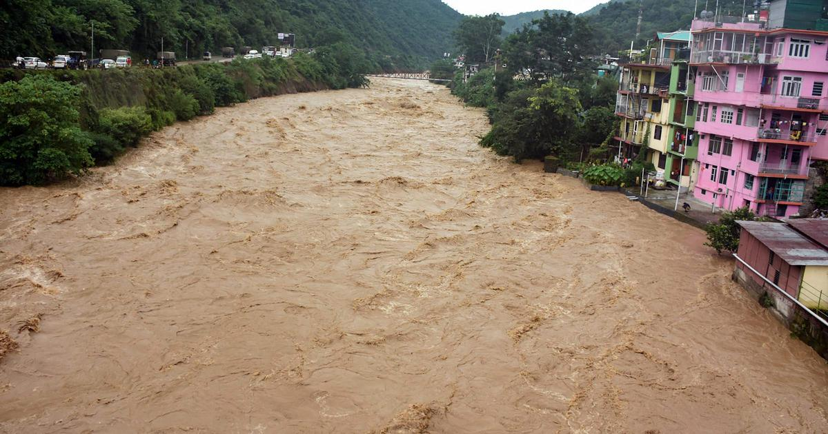 Shimla receives highest rainfall recorded in August in 117 years, says weather department