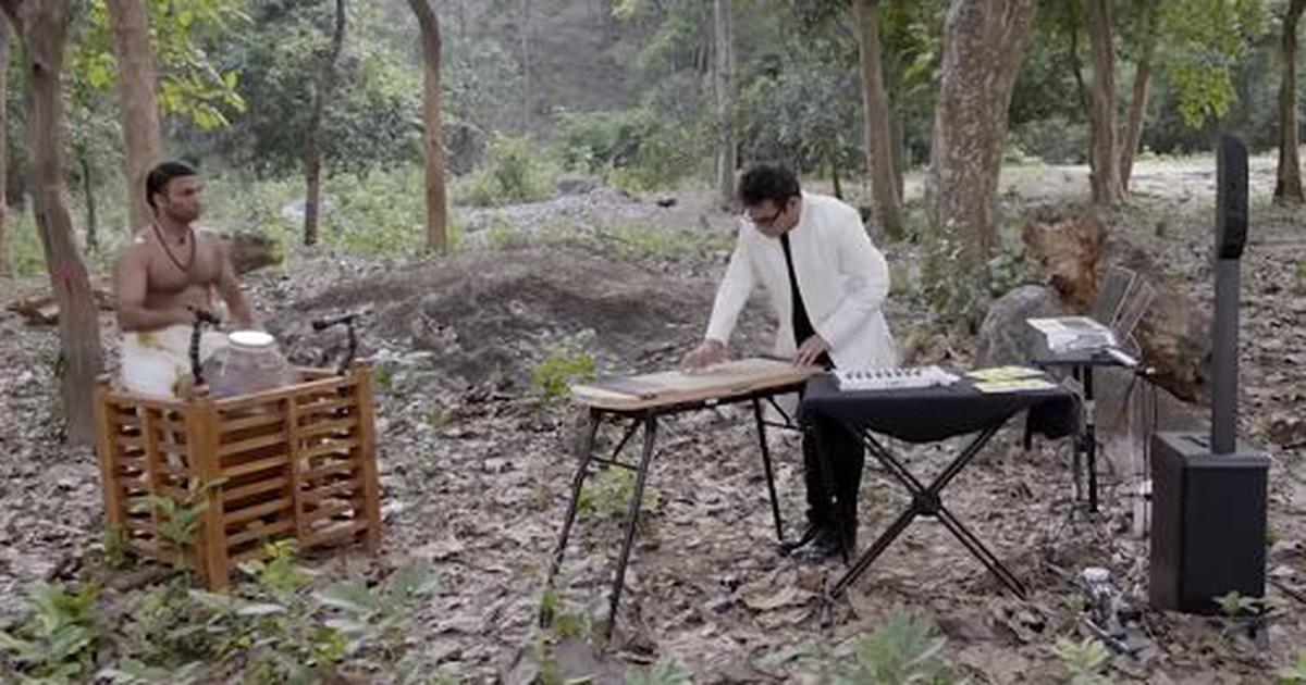 Web series 'Harmony with AR Rahman' is a timely reminder of the collaborative power of music