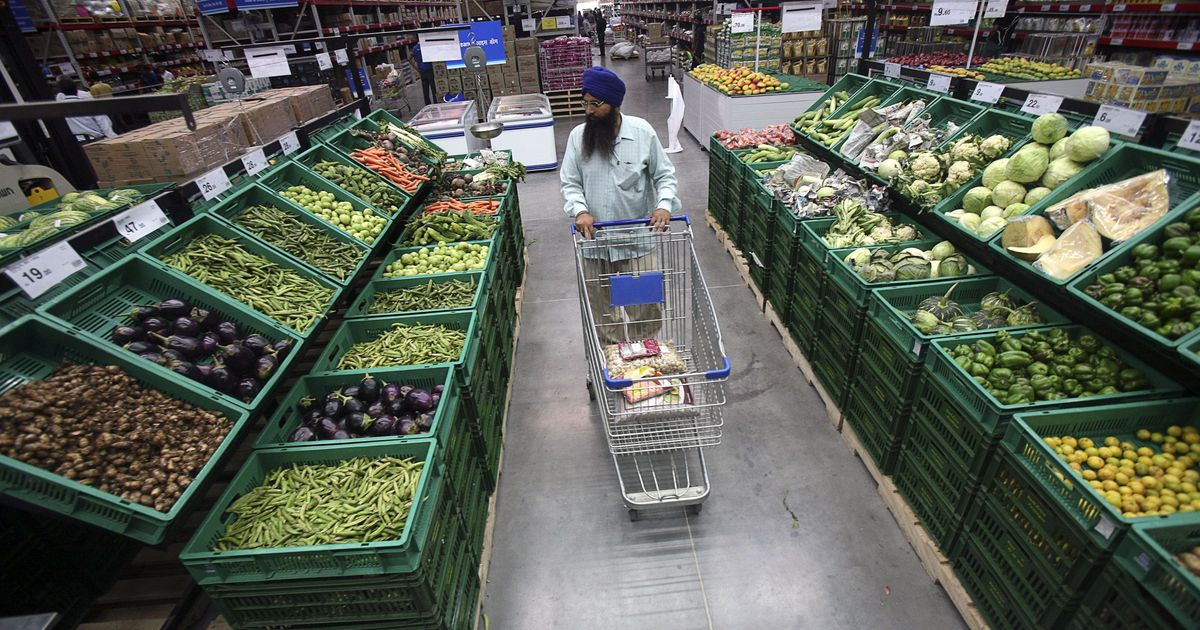 Wholesale price inflation eased to 5.09% in July1