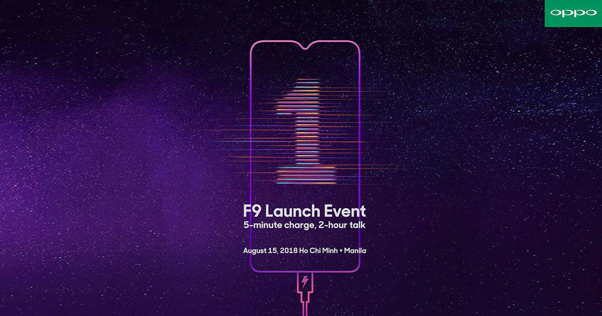 Oppo F9 launch tomorrow in Vietnam, Philippines; Oppo F9 Pro India launch set for August 21st