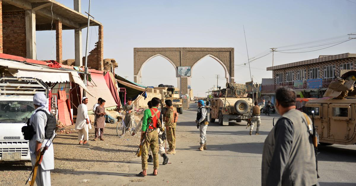 Afghanistan: Taliban kills 17 soldiers while taking control of Army base in Faryab province