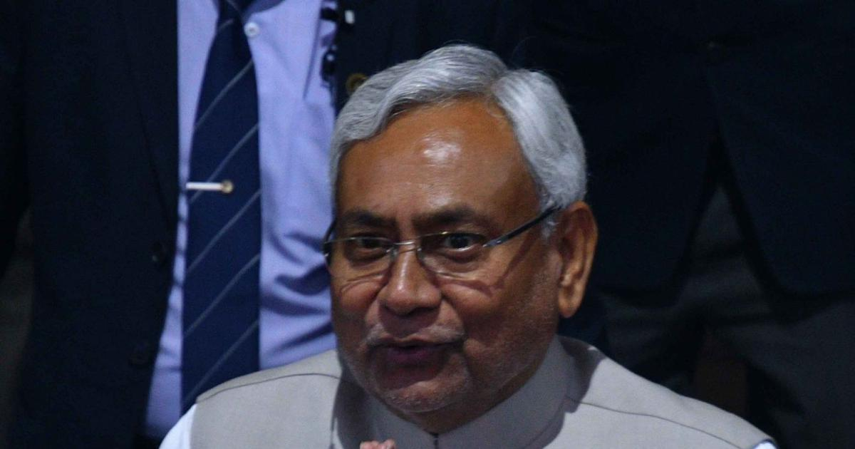 'It's not possible to hold simultaneous elections in 2019,' says Bihar Chief Minister Nitish Kumar