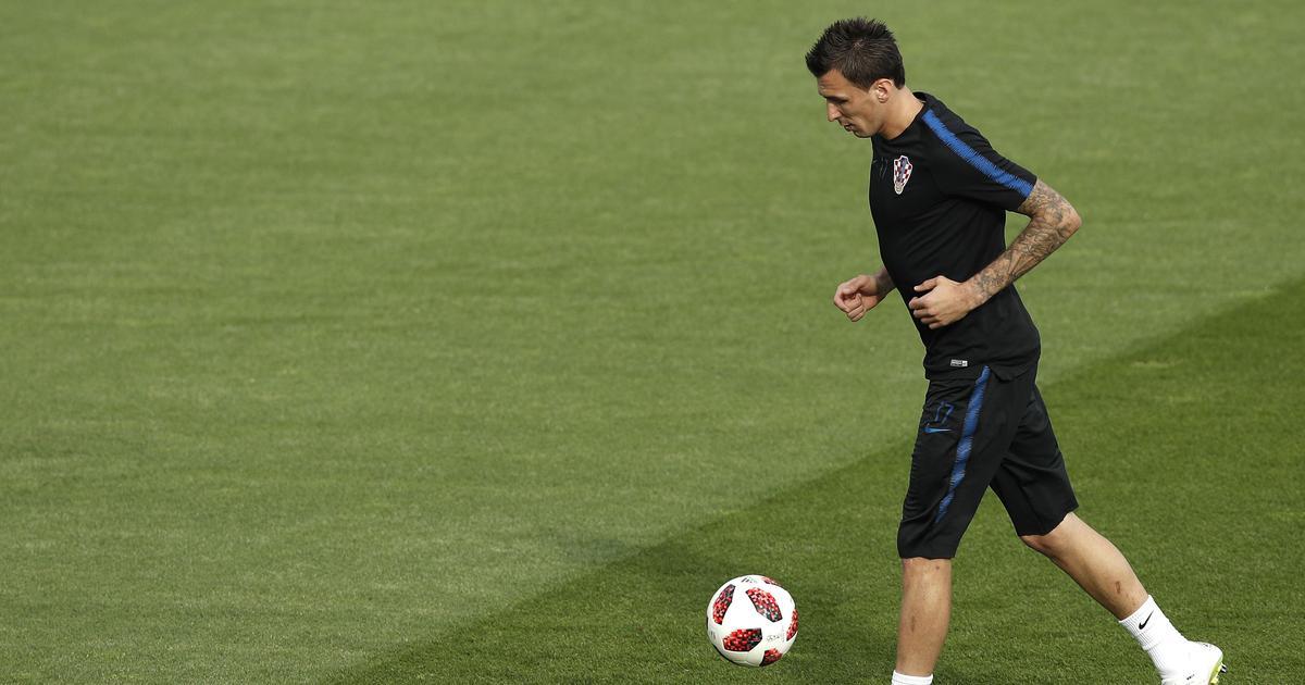 Croatia's World Cup star Mario Mandzukic retires from international football