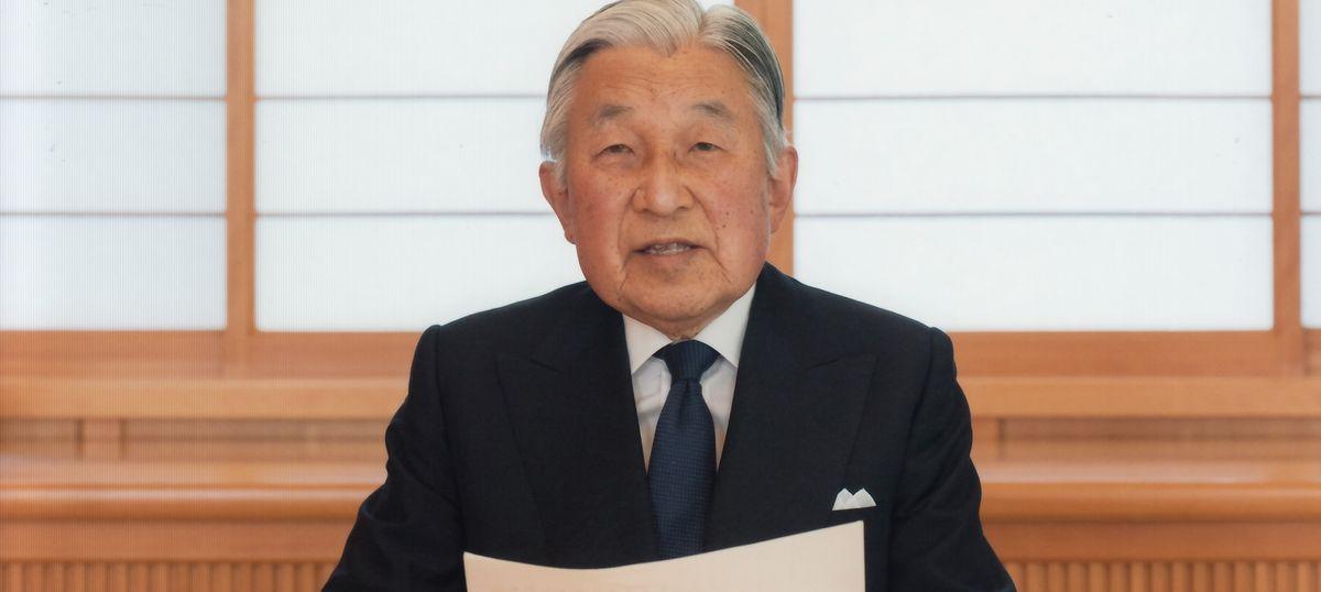 Japan: Emperor Akihito attends his last World War II memorial service before abdication