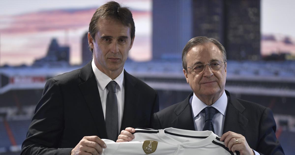 No Ronaldo, no Zidane: Julen Lopetegui era at Real begins with a Madrid derby in Super Cup