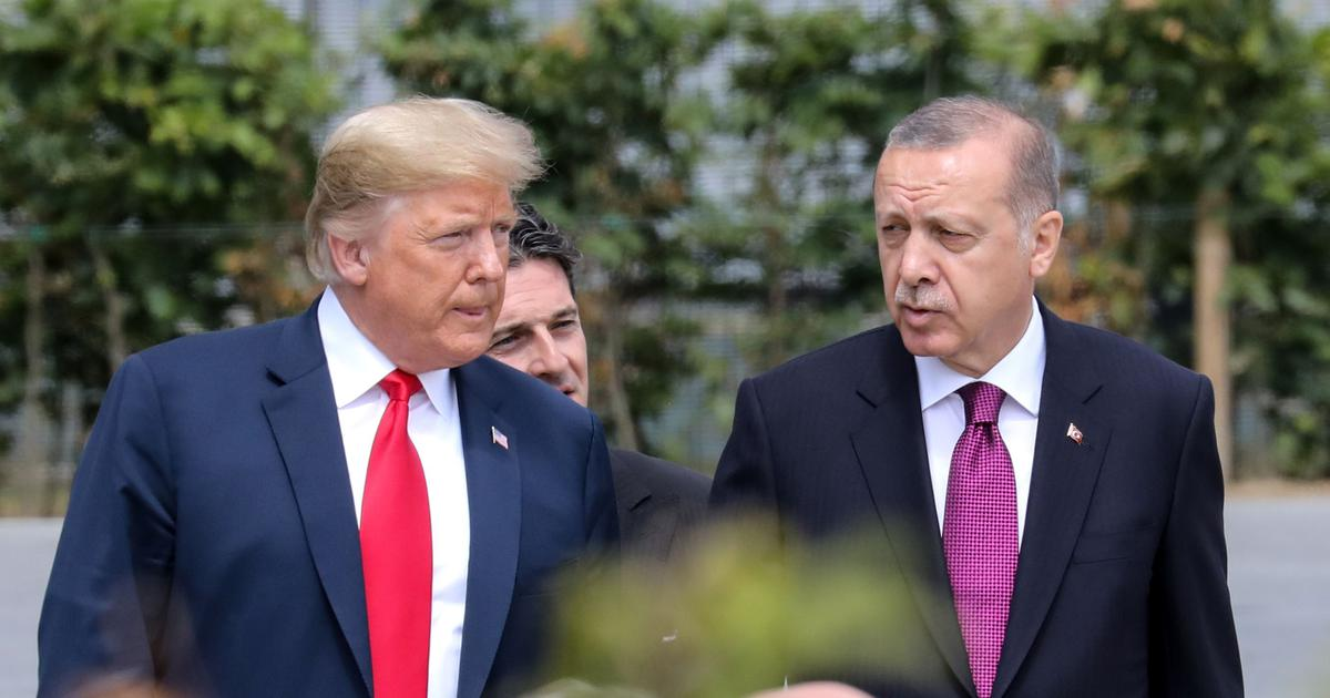 Turkey doubles tariffs on US imports such as cars and alcoholic beverages