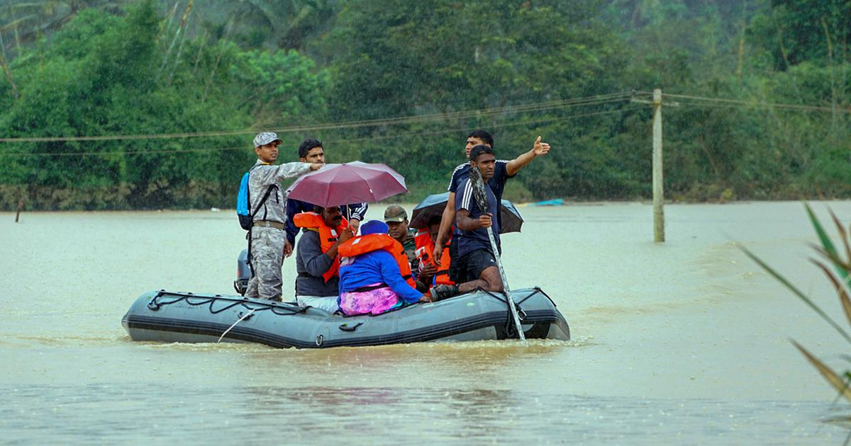 Monsoon trends: For many in Kerala, this year's rain recalls the Great Flood of '99