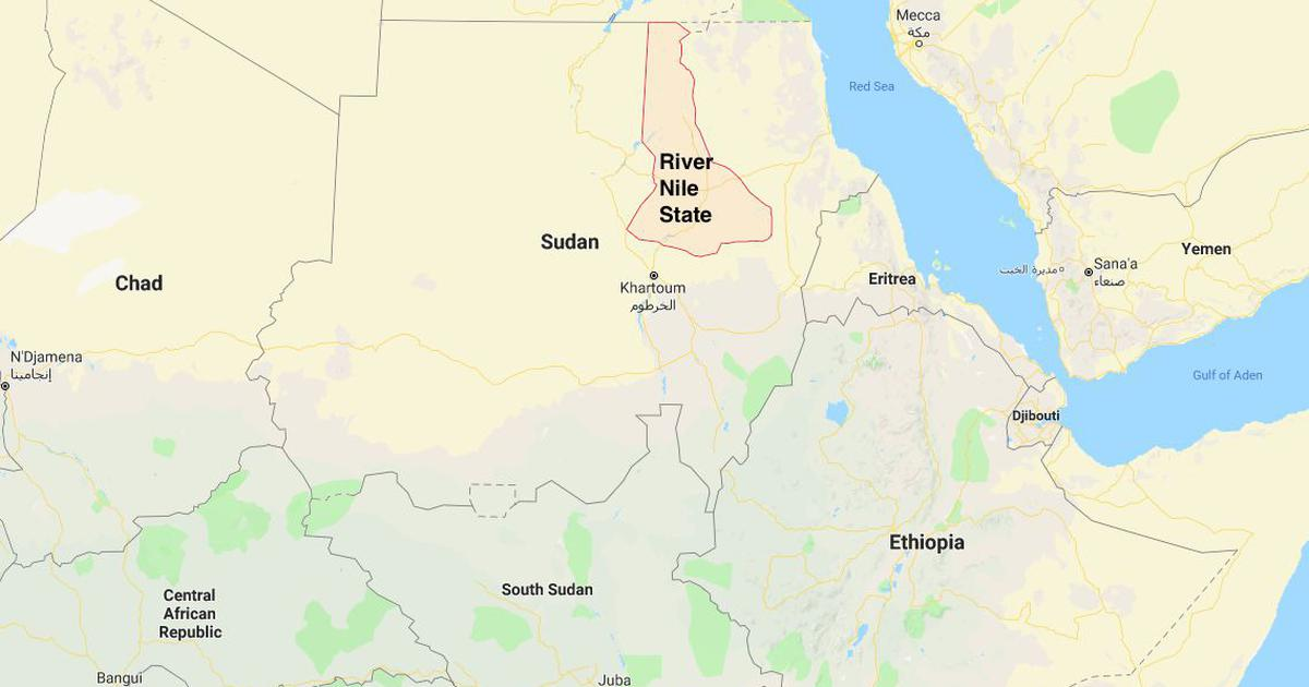 Sudan: At least 22 people drown after boat sinks while crossing Nile river