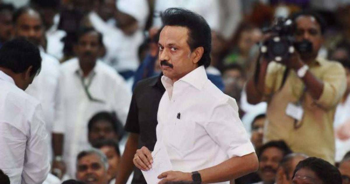 Central rulers are sowing communalism, snatching away Tamil Nadu's rights, says DMK's Stalin