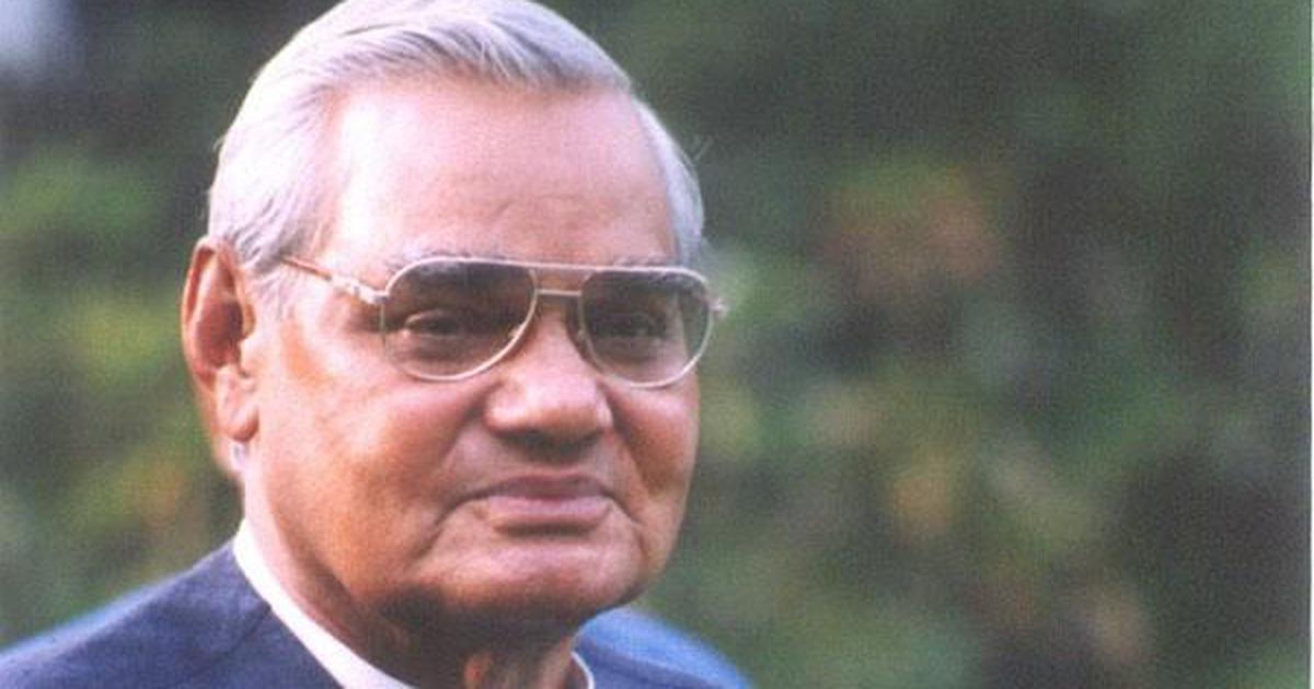 Former Prime Minister Atal Bihari Vajpayee dies at 93