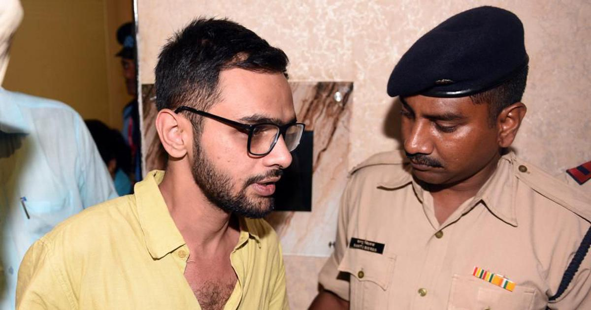 The Daily Fix: Television jingoism and police apathy have normalised hate against Umar Khalid
