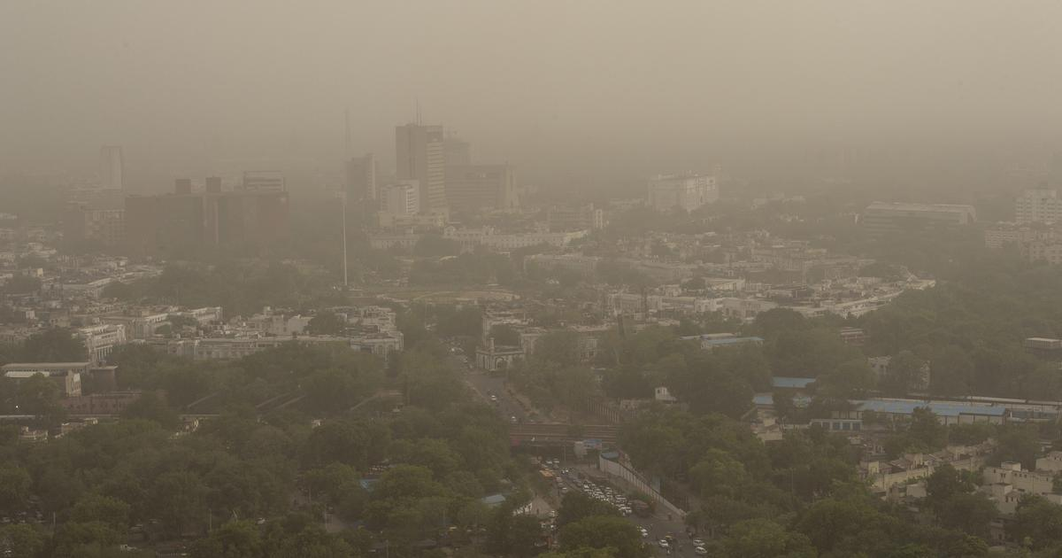 Delhi contributes to 26% of its pollution in summer and 36% in winter, says study