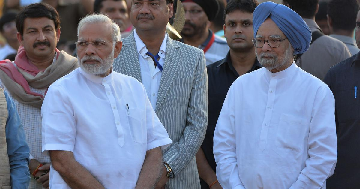 GDP growth during UPA years was faster than previous estimates suggested, shows new data