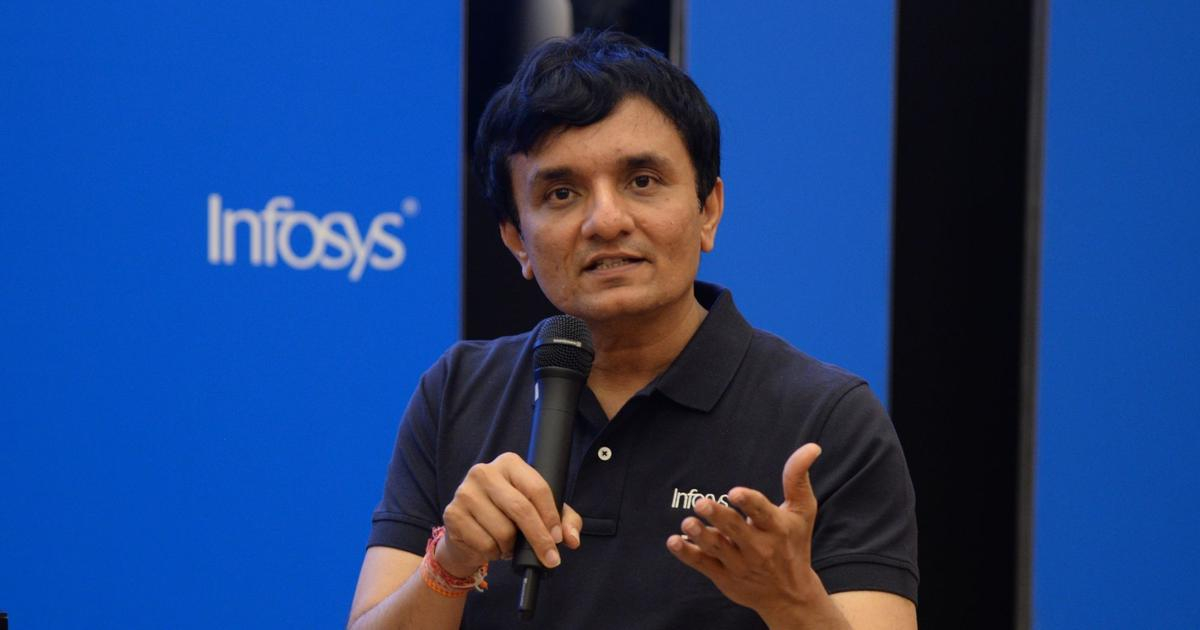 Infosys Chief Financial Officer MD Ranganath steps down after 18 years with the company