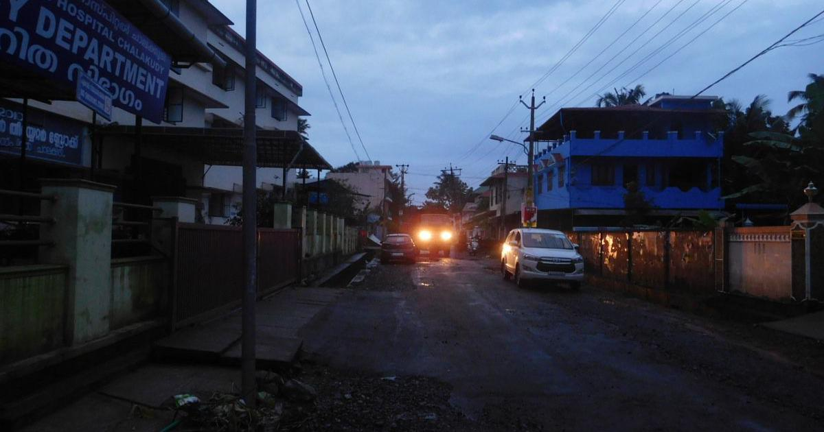 Floodwaters have receded but Kerala's Chalakkudy remains without electricity and mobile connectivity