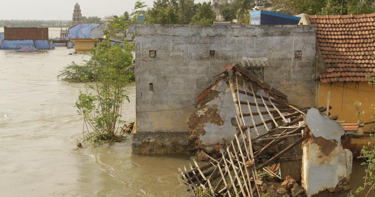 As Cauvery overflows in western Tamil Nadu, farmers and labourers bear the brunt