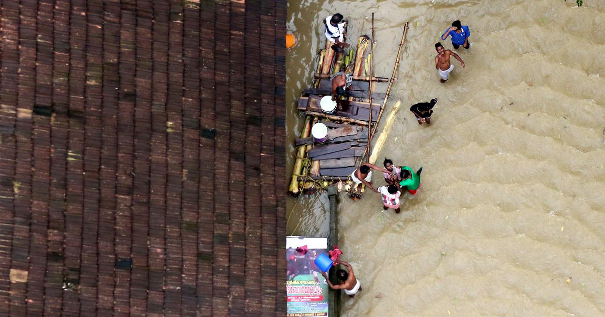 Kerala floods: More than 38,000 people have been rescued, says Centre