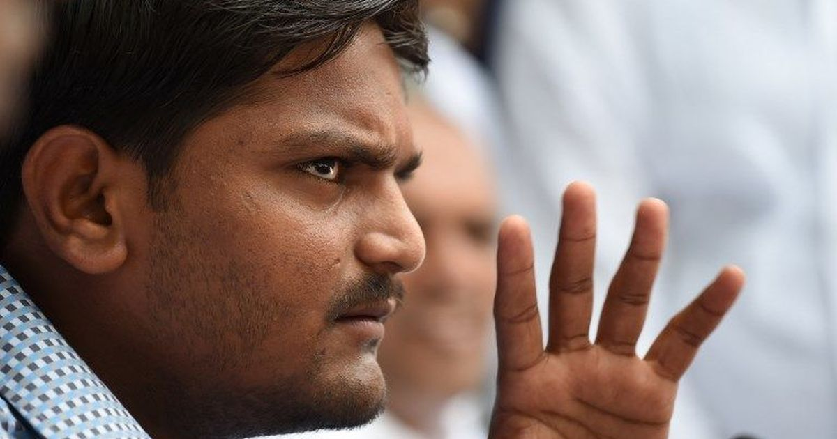 Gujarat: Hardik Patel, his supporters detained ahead of protest in Ahmedabad, released later