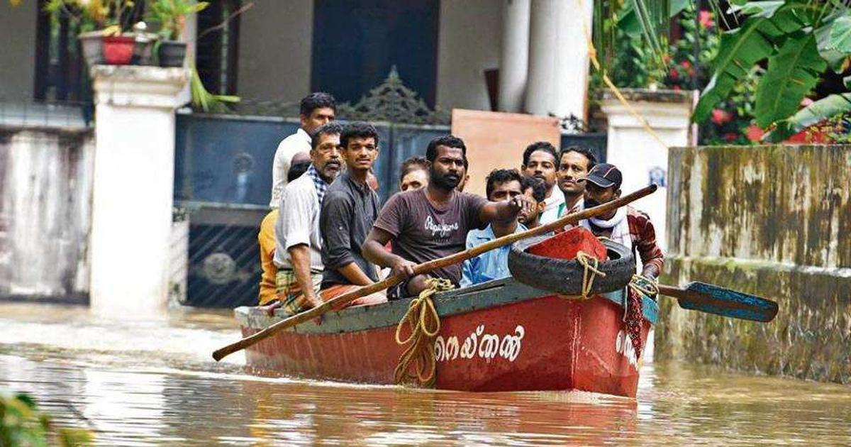 'There's an enormous sense of brotherhood': A volunteer describes Kerala's mammoth relief effort